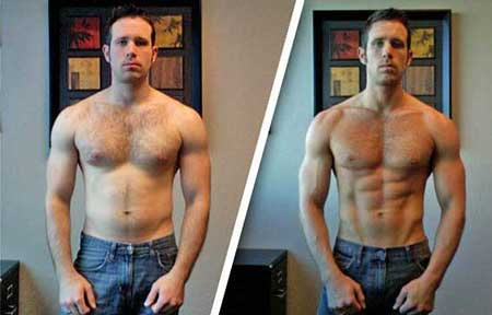Before after booster testosterone Six Star